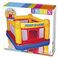 Детский надувной батут Intex 48260 PLAYHOUSE