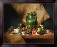 Картина Зеленый кувшин, Ридель, Давид