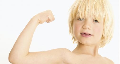 Как вырастить здорового ребенка
