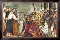 Картина Иисус и центурионы, 1571, Веронессе, Паоло