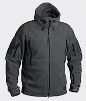 Куртка флисовая Helikon-Tex® Patriot - Темно-серая