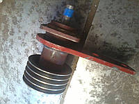 Шкив малый комплектный на косилкуZ-169, Z-173, Z-001, Z-069