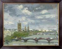 Картина Вестминстер. Вид из Пентхауса, Говард, Кен