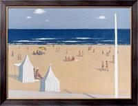 Картина Рядом с Сен-Мало, Бретань, Бюлер, Роберт