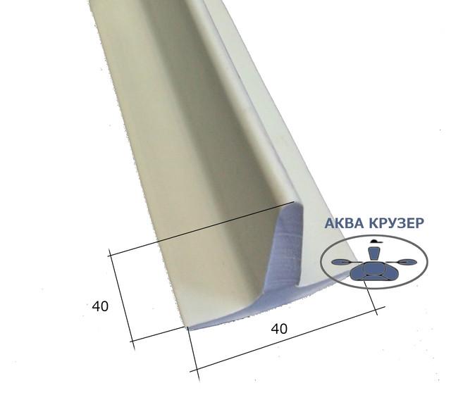 курсовой стабилизатор - курсовой стабилизатор плавник - аксессуары для тюнинга лодок в интернет-магазине Аква Крузер