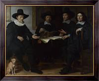 Картина Групповой портрет, Экхоут, Гербранд ван ден