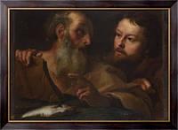 Картина Святые Андрей и Фома, Бернини, Джованни Лоренцо