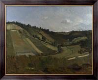 Картина Долина, Руссо, Филипп