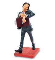 Коллекционная статуэтка Бизнесмен Forchino, ручная работа FO 84004