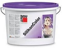 Краска силиконовая BAUMIT SILIKОN COLOR фасадная, 24кг