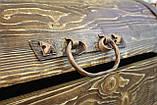 Деревянный сундук сосна, фото 2