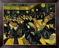 Картина Танцевальный зал в Арле, Гог, Винсент ван