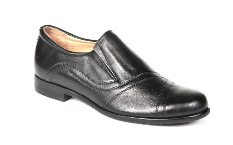 Туфли школьные для мальчика кожаные Каприз - Интернет-магазин обуви