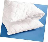 Подушка со съемным стеганым чехлом на молнии
