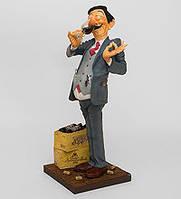Коллекционная статуэтка Сомелье Forchino, ручная работа FO 85528