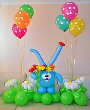 Оформление Смешарик Детский день рождения Набор