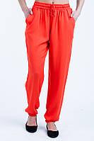 Яркие летние штаны из штапеля
