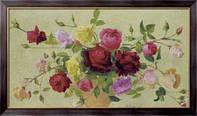 Картина Букет роз, 1918, Ложе,  Ашиль