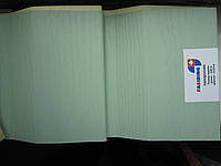 Виниловый фасадный сайдинг Fasiding цвет Папоротник
