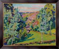 Картина Долина в Седелль, 1920, Гийомен, Арманд