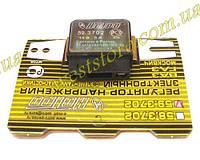 Реле регулятор напряжения (зарядки) ВАЗ 2101 2102 2103 2104 2105 2106 2121 нива с индикацией Пенза 59.3702, фото 1
