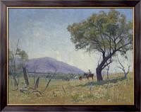 Картина Долина Мингула, 1920, Грюнер, Элиот