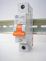 Автоматический выключатель General Electric DG 61 C25 6kA 1полюс 25А (Венгрия), фото 1