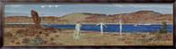 Картина Дикие лебеди Священного Аполлона, Хассам, Фредерик Чайлд