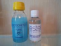 Набор для кератинового выравнивания Cocochoco Pure 100мл и шампунь глубокой очистки 50мл Estel
