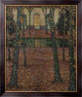 Картина Бессейн Трианон осенью 1937 , Сиданэ, Анри Эжен Огюстен Ле