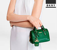 DKNY Mini Round Satchel.