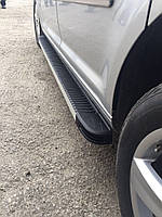 Volkswagen Amarok Боковые площадки Maya