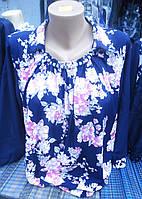 """Нарядная блузка """"Лиса"""""""