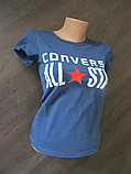 Женская футболка Converse Реплика, фото 2