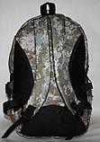 Рюкзак камуфляж пиксельный, фото 4