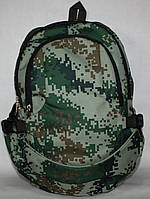 Рюкзак камуфляж пиксельный