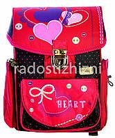 Ранец школьный ортопедический ZIBI HEART CIRCUS ZB16.0110НТ