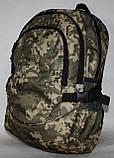 Рюкзак камуфляж пиксельный, фото 2