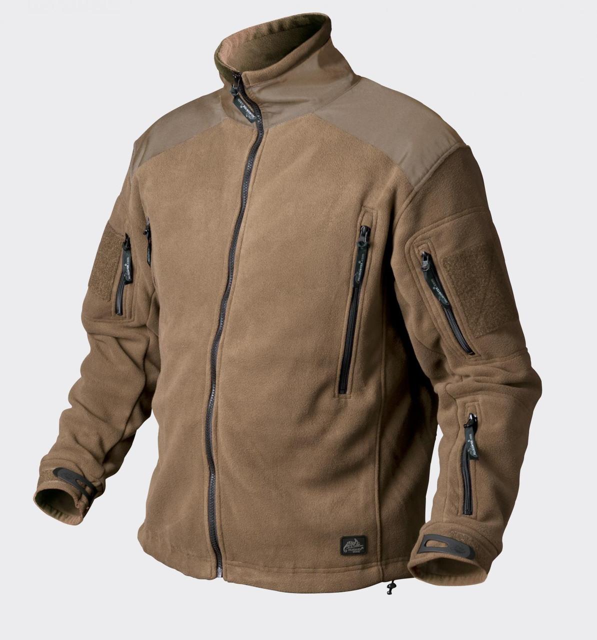 Куртка флисовая Helikon-Tex® Liberty - Койот