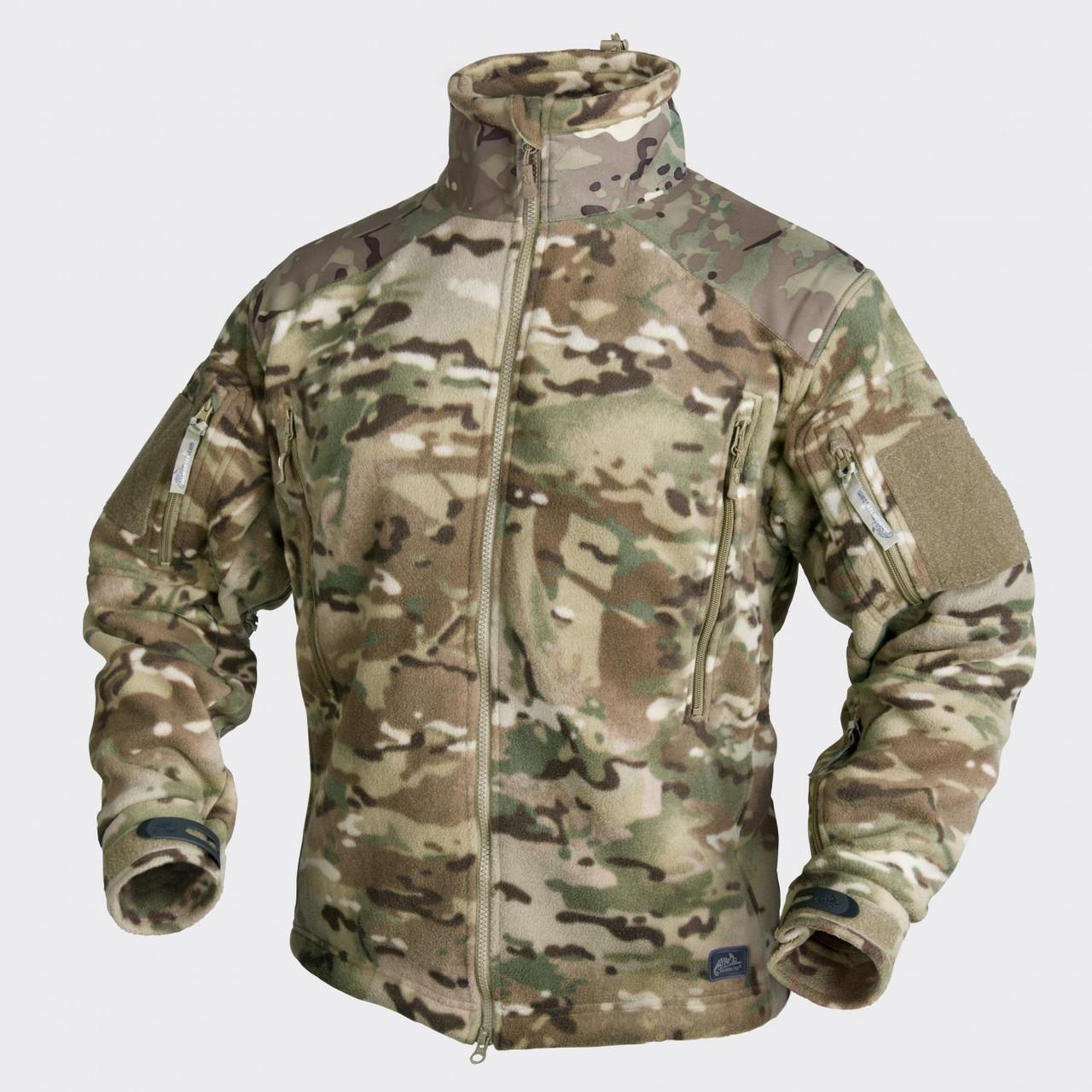 Куртка флисовая Helikon-Tex® Liberty - Мультикам