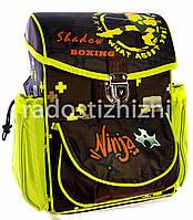 Ранец школьный ортопедический ZIBI SATCHEL NINJA MINI 0113NN