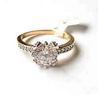 Кольцо коронка с дорожкой , медицинская сталь, размеры 17 ,18, 19, 20