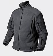 Куртка флисовая Helikon-Tex® Liberty - Темно-серая, фото 1