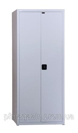 Шкаф архивный (канцелярский) С.180 (ВхШхГ-1810х800х400)