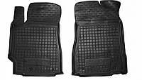 Полиуретановые передние коврики для Geely Emgrand EC8 2013- (AVTO-GUMM)