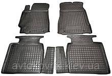 Поліуретанові килимки в салон Geely Emgrand EC8 2013- (AVTO-GUMM)