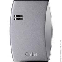 Зажигалка Colibri ECLIPSE, Матово-серебристый/Хром (Co300d002-li)