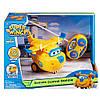 """Радиоуправляемая игрушка """"Супер крылья"""" - Донни Donnie Super Wings (на бат., свет, звук)"""