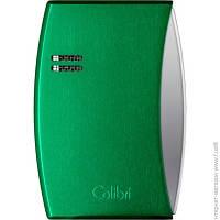 Зажигалка Colibri ECLIPSE, Зеленый/Хром (Co300d008-li)