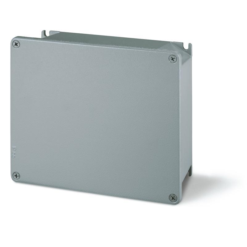 Коробка монтажная алюминиевая герметичная (IP66) 166x142x64